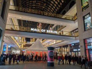 Die Unterkunft in Berlin