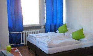 Kurzfristig günstig Hostelzimmer Reservierung