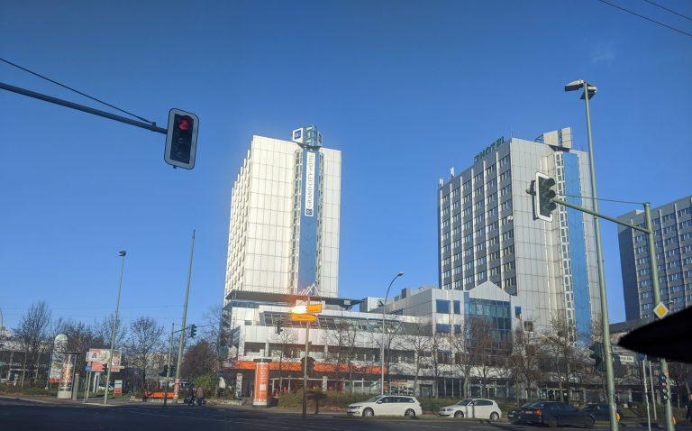 Altstädter Ring in Berlin