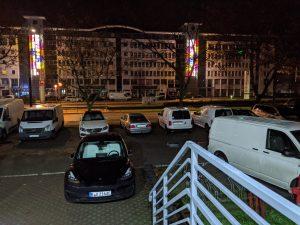 Wie teuer ist das Parken am Ootel Hotel an der Oper in Berlin