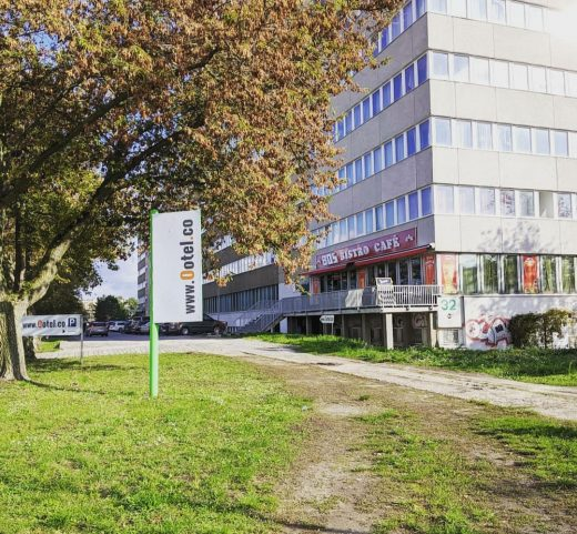 Ootel und Wohngebiet Alter Schlachthof