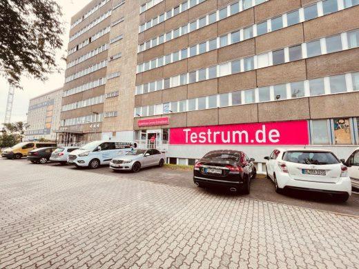 Als Gast sicher vor Corona im Motel in Berlin